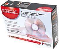 Test Bench:Pinnacle Express DV-DVD Authoring Software