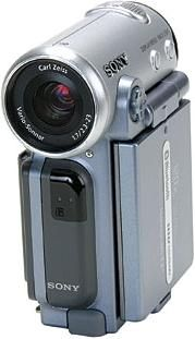 Product Preview: Sony DCR-IP7BT Camcorder