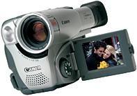 Canon ES8400V Hi8 Camcorder Review - Videomaker
