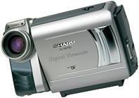 Sharp VL-NZ100U Digital Camcorder Review
