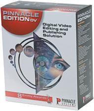 Pinnacle DV Editing Software Review
