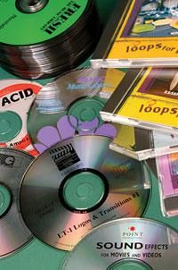 The Rhythm of Sight: Music and Sound Effect Libraries