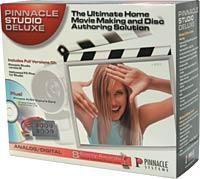 Pinnacle Studio 8 Editing Software Review