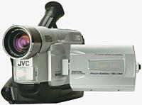 Camcorder Review:JVC GR-SXM740U S-VHS-C