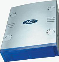 External DVD-R Drive Review  LaCie DVD-R Drive