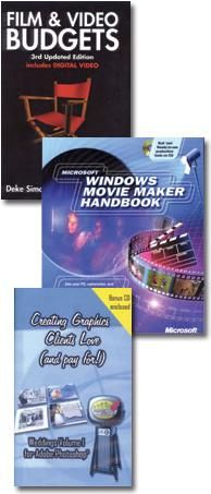 Books on Keeping Budgets Creating Graphics