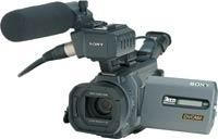Camcorder Review:Sony DSR-PDX10 DVCAM