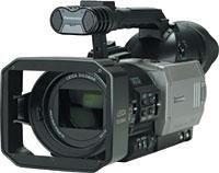 Panasonic AG-DVX100 3CCD 24p Mini DV Camcorder Review