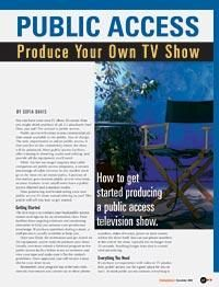 The End of Public Access TV?