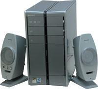 Sony Digital Studio Computer Review: VAIO PCV-RZ24G