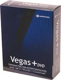 Test Bench:Sonic Foundry Vegas+DVD 4.0 Editing and DVD Authoring Software