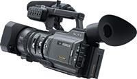 Sony Camcorder Update has three CCDs