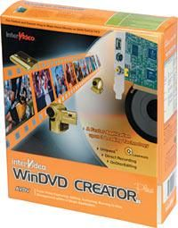 DVD Authoring Software Review:InterVideo WinDVD Creator Platinum 2