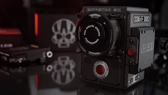 Red's MONSTRO 8K VV