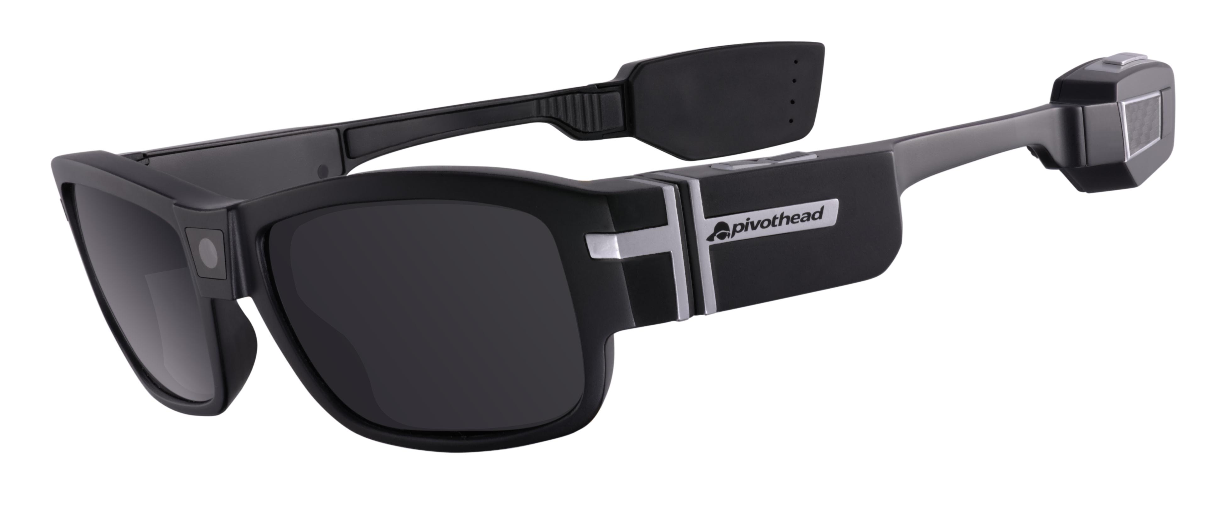 ba27f7c3ba48 Eyeglasses Cam  Pivot for the Video Wearing the Pivothead SMART ...