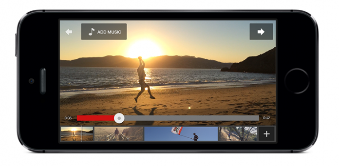 YouTube releases the YouTube Capture mobile app