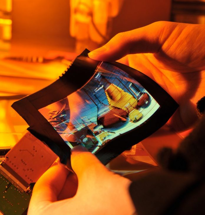 OLED screens may become prevalent with new manufacturing techniques.