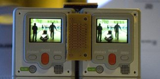 Easy 3D video camera is recycleable