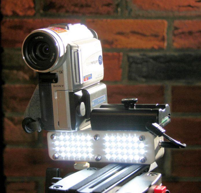 Vidled LED lights and fun photos