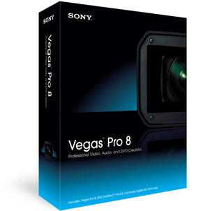 Sony Vegas Pro 8 revealed before IBC 2007