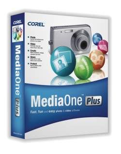 Corel replaces Snapfire with faster MediaOne Plus software
