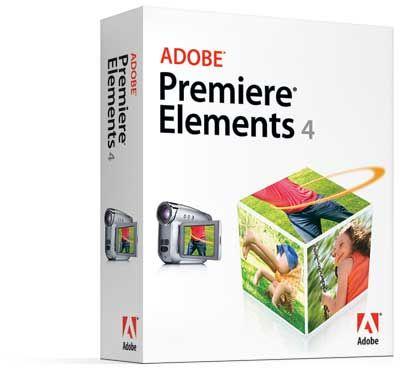 Adobe Premiere Elements 4.0 simplifies video editing