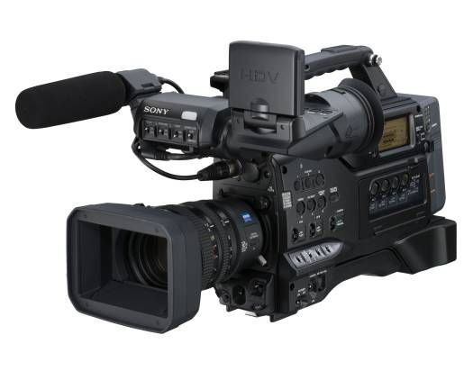 Sony ups its HDV game with new HVR-S270U and HVR-Z7U camcorders