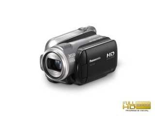 Panasonic Announces New 24p HD Camcorders at CES