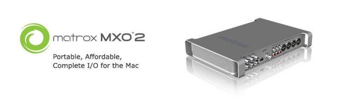 Matrox Announces MXO2 at NAB 2008