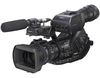 Sony PME-EX3 XDCAM Camcorder continues the long GOP story