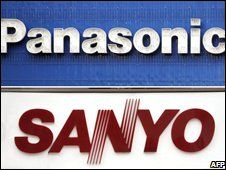 Panasonic buys Sanyo