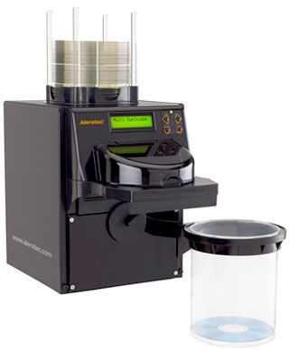 Aleratec's 3rd Generation RoboRacer DVD CD Duplicator Needs No Computer