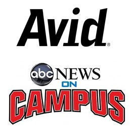 Avid Helps Cultivate the Next Generation of News Professionals with ABC News On Campus Program
