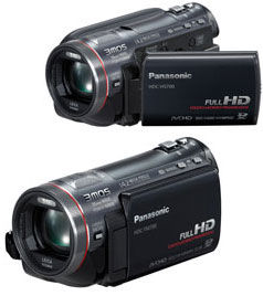 Panasonic Announces 3MOS HD Camcorders, Perfect for Professional-Quality Video Shooting