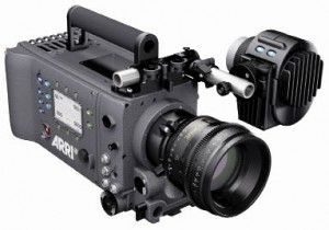 Seeing RED: ARRI, Panasonic and Sony Join the 35mm Camcorder Fray