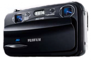 Fujifilm Releases 3D HD Camera That Doesn't Require Glasses