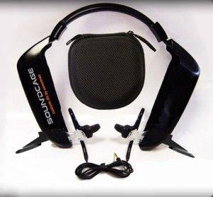 Sculpted eers showcases custom fitting earphones