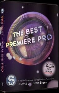 Sternfx Releases Advanced Training for Premiere Pro