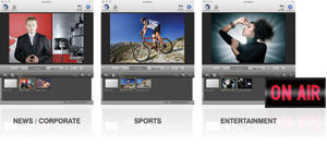Telestream Unveils Wirecast Live Webcasting Software Features at NAB Show