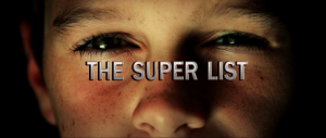 "Check out this Great Video ""The Super List"" - Nicely Done"