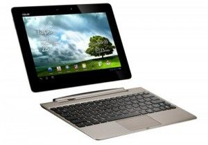 ASUS Releases the Transformer Prime: the First Quad Core Tablet