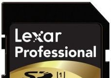 Lexar Shows Off 600X SD Cards Capable of 90 MBps Speeds