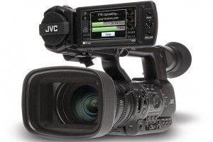 NAB 2012: JVC's Three Cameras You Must See