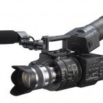 NAB 2012 Best Camcorder: Sony NEX-FS700U - 4K High Speed Camcorder