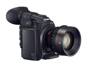 NAB 2012: Canon's 4K Cameras the EOS-1D C and EOS C500