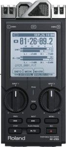 NAB 2012 Best Accessory: Roland R26 Portable 6 Track Audio Recorder