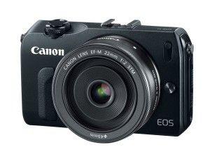 Canon Announces the EOS M Digital Camera