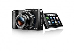 Samsung EX2F Means Extra Features and DSLR Competition