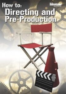 How to: Directing & Pre-Production Training DVD now Available