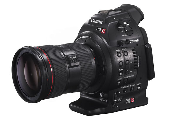 Canon EOS C100 Announced at $8,000